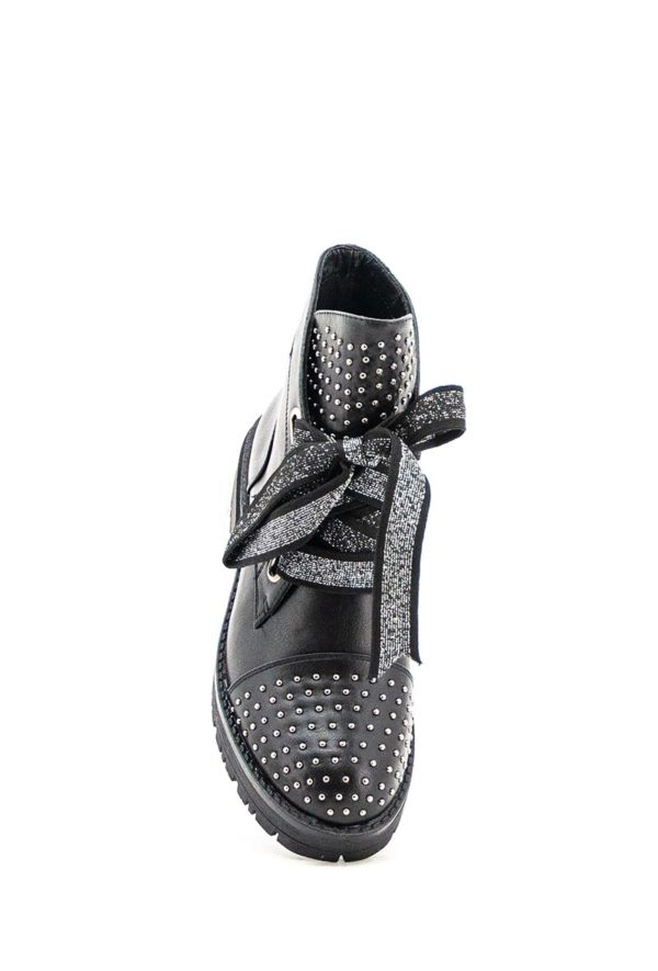 Bottines Strass