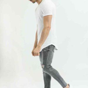 Jeans grey men
